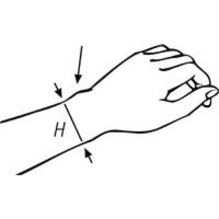 handgelenk schiene rechts